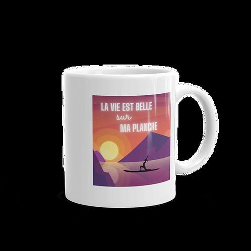 Paddle Board Coffee Mug