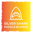 Silver Shark Paddle Boards Logo