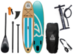 Inflatable Paddleboard Package Deal Cana