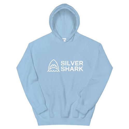 Official Silver Shark Hoodie