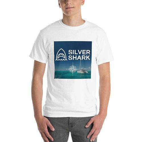 Silver Shark Lifestyle T-shirt