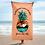 Thumbnail: Good Vibes Only Beach Towel