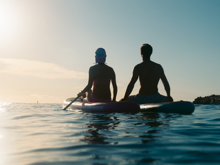 6 special Reasons to fall in love with paddle boarding