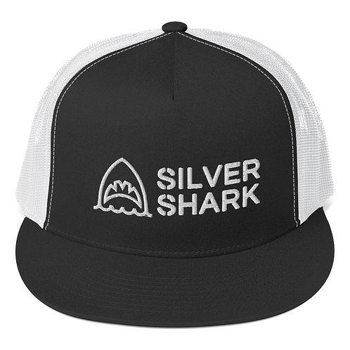 Silver Shark Dark cap