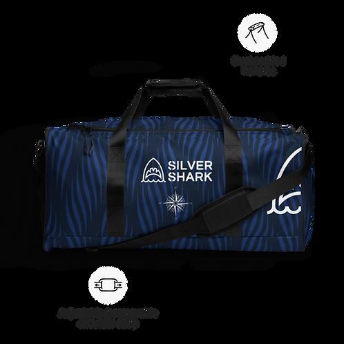 Silver Shark Sports Bag