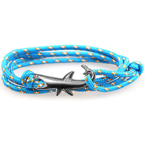 Shark Clasp Bracelet