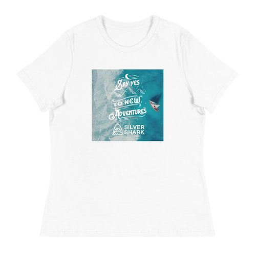 Say yes to new adventures! - T-Shirt
