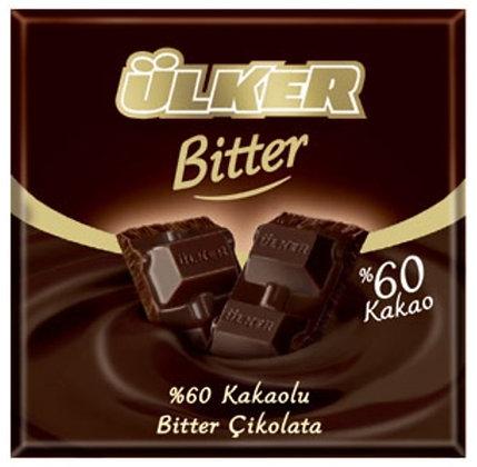 Ülker Çikolata %60 Bitter 60gr