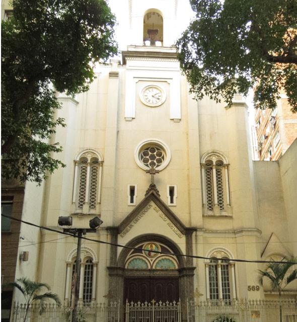 Igreja Ortodoxa Antioquia São Nicolau