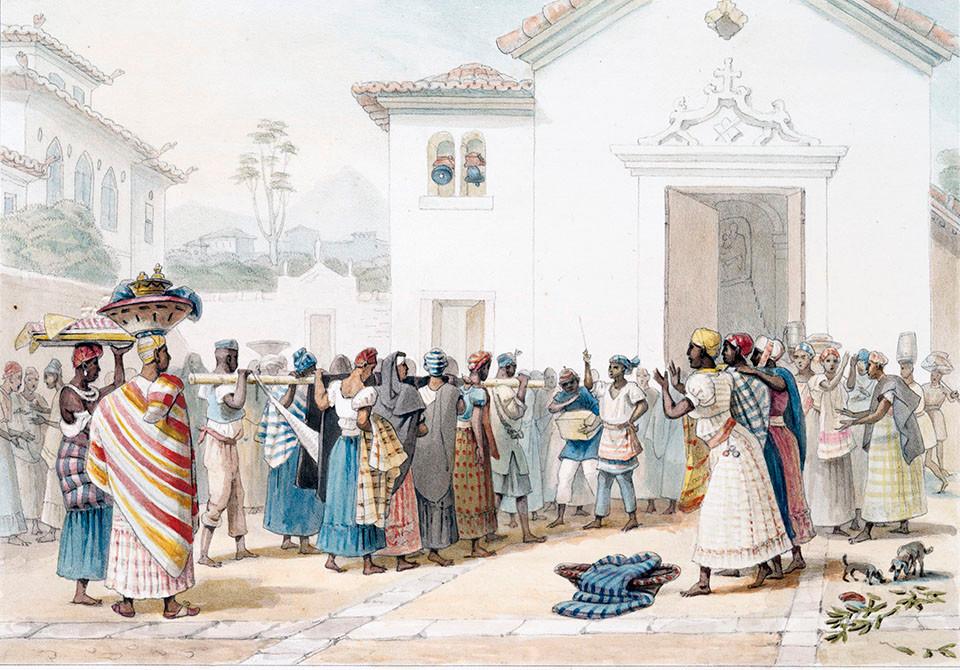 Primeira Versão da Igreja