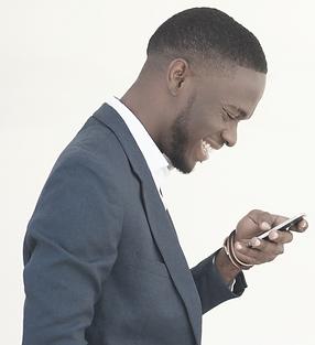 Commande de pressing à domicile avec l'application pour mobile Chronopress