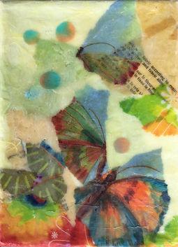 Beeswax Collage - Butterflies - #1.jpg