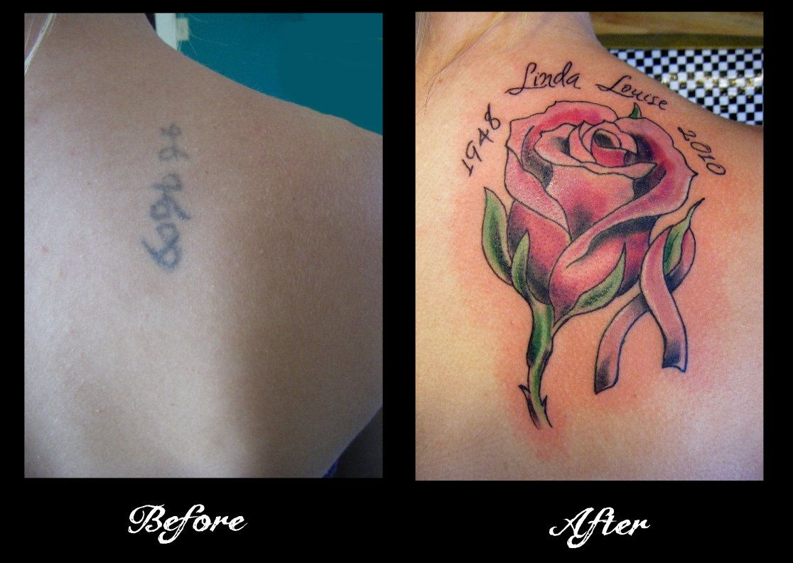 Cover Ups And Fi