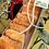 Thumbnail: Scatola di cracker al Parmigiano Reggiano vacche rosse (175g)