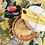 Thumbnail: Torta Pasqualina con scatola in legno (377 g)