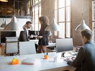 איך נראה מקום העבודה האידאלי שלכם?
