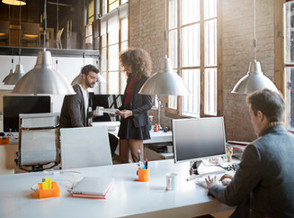 Benefits of a Healthy Work Environment