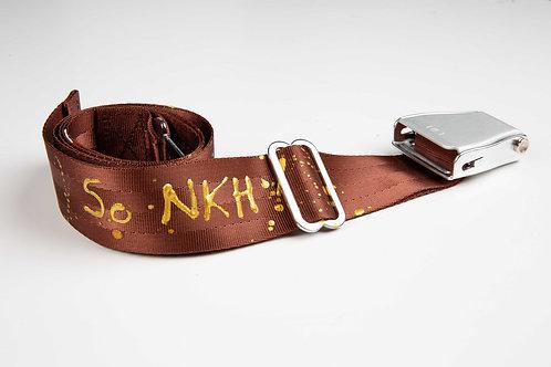 La ceinture d'avion x NKH