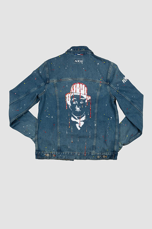 Veste en jean bleue - Dreamy Chaplin