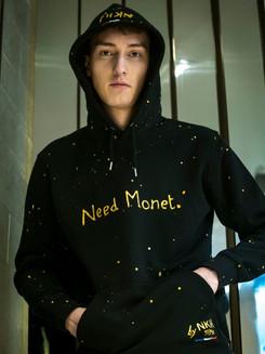 Hoodie Need Monet