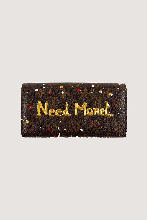 Porte feuille Need Monet