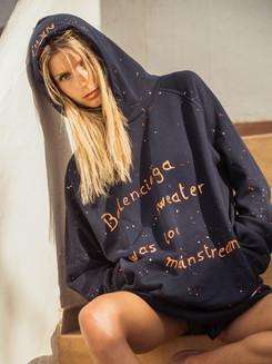 Sweat à capuche - Balenciaga sweater was too mainstream