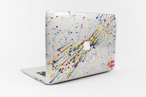 Coque ordinateur Apple Macbook - Juicy splatter