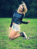 Alena Mayuk smile