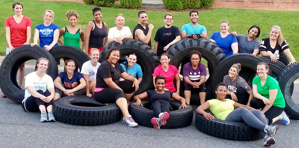 Boot Camp at FO Fitness