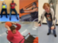 Special Needs Fitness, Personal and Group Fitness Training