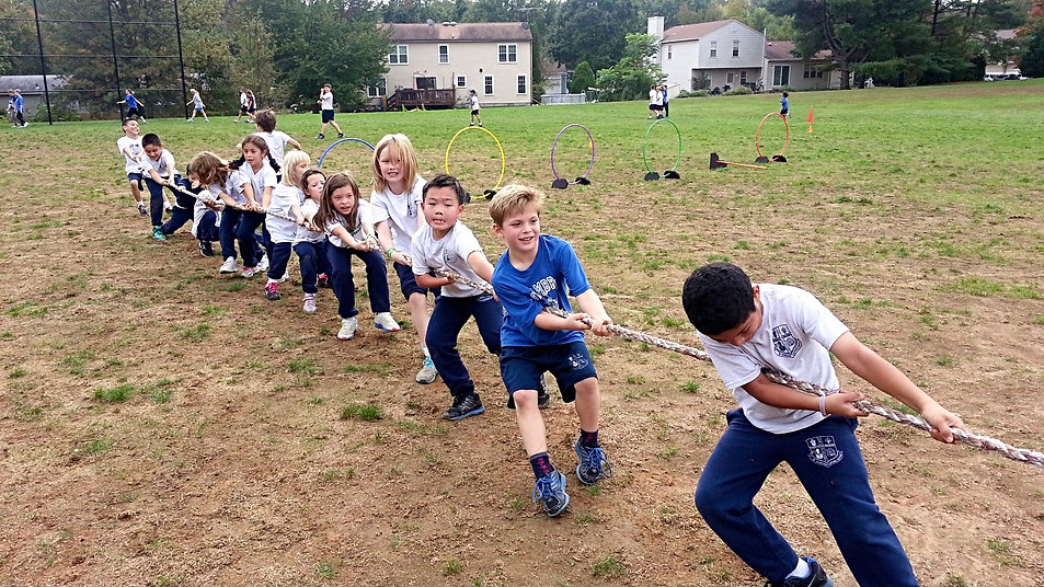 Field Days & Recess with FO Fitness