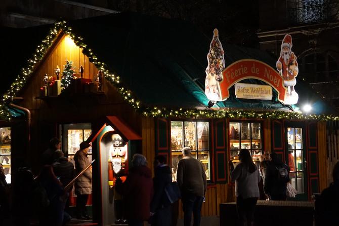 Страсбургская рождественская ярмарка!