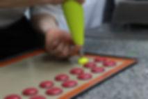 Отсадка macarons