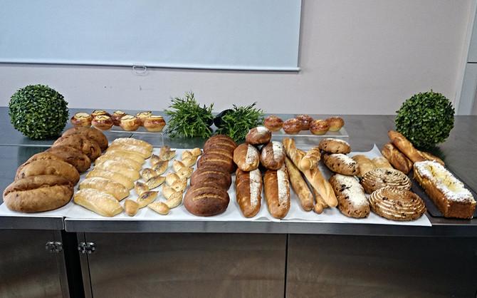Курс по приготовлению хлеба, круассанов и бриошь от Александра Кислицына