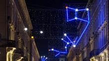 Luci d'Artista и рождественские мероприятия в Турине!