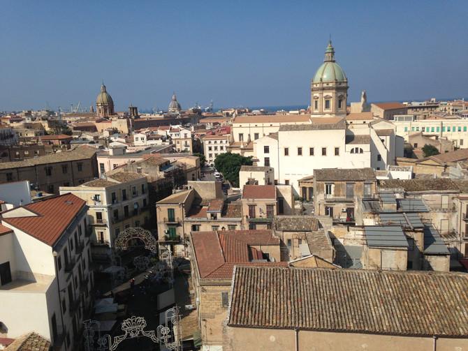 Палермо - столица Сицилии, самого крупного острова Италии и всей Европы.