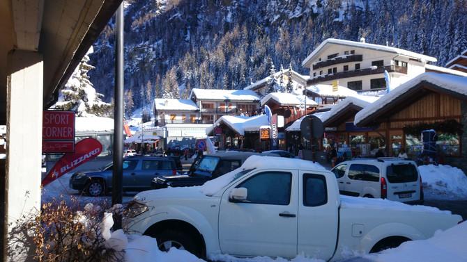 Champoluc - родина самого быстрого лыжника в мире!