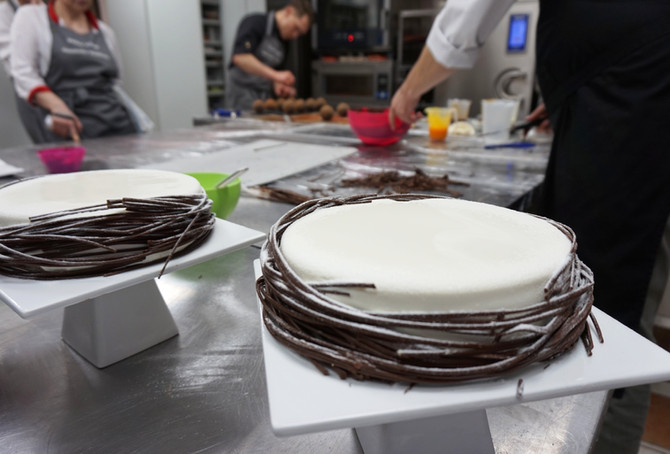 Курс шоколатье в кулинарной школе Vip-masters в Москве