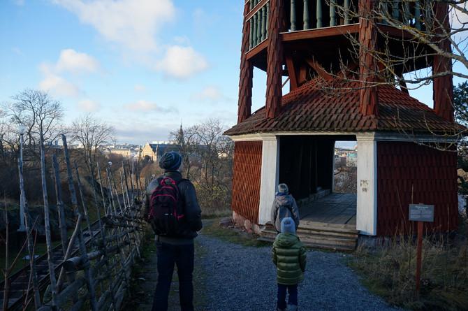 Стокгольм, часть 2. Skansen - старейший музей в мире под открытом небом.