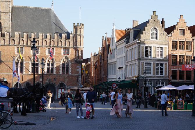 Моя новая любовь - Бельгия. Часть вторая. Сказочный Брюгге.