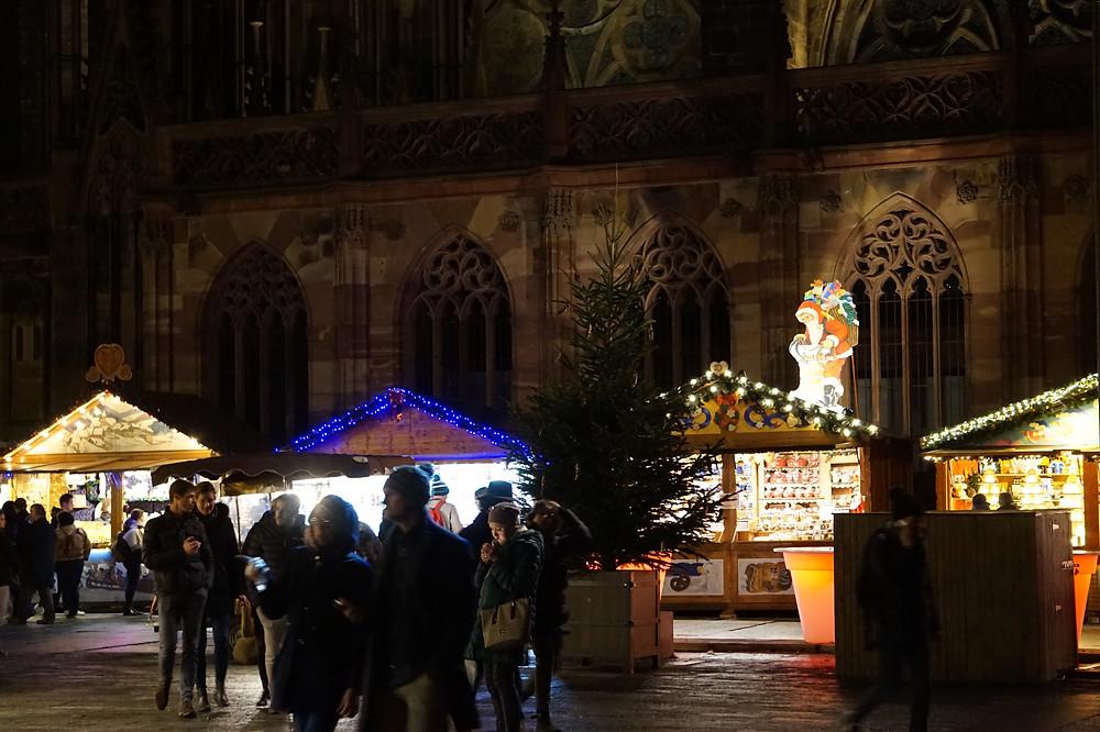 Страсбургская рождественская ярмарка