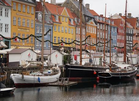 В поисках хюгге в столице Дании, Копенгагене.