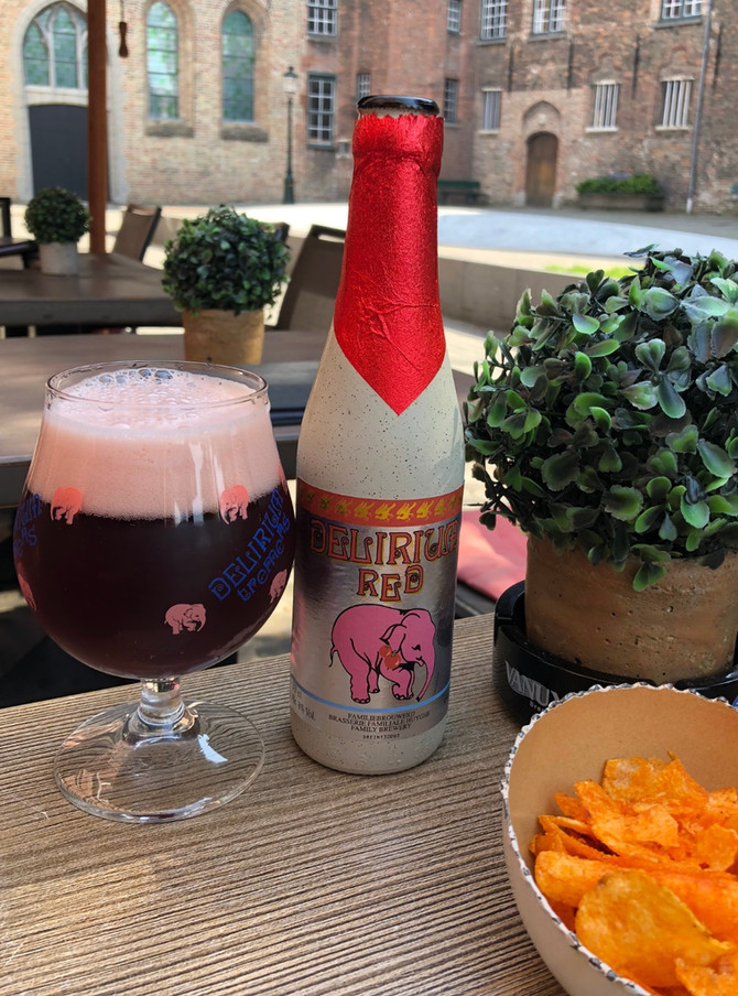 Моя новая любовь - Бельгия. Часть первая. Пиво.