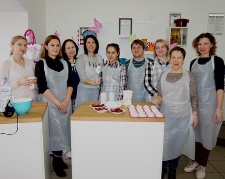 Мастер-классы на кухне Tupperware