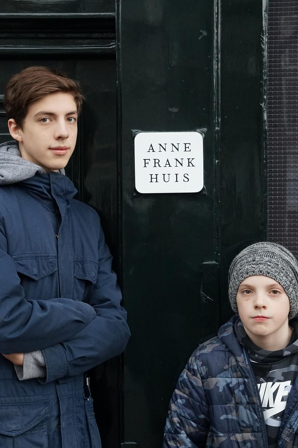 Дом Анны Франк