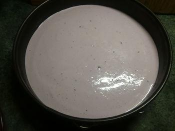 Творожно-йогуртный мусс