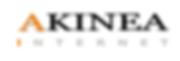 Akinea Internet Logo 1 Fd blc.png