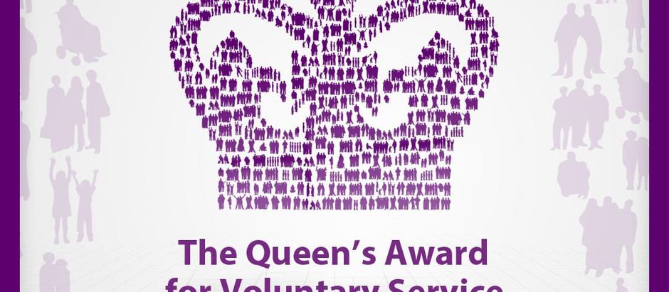 Winners of the Queen's Award for Voluntary Services 2020
