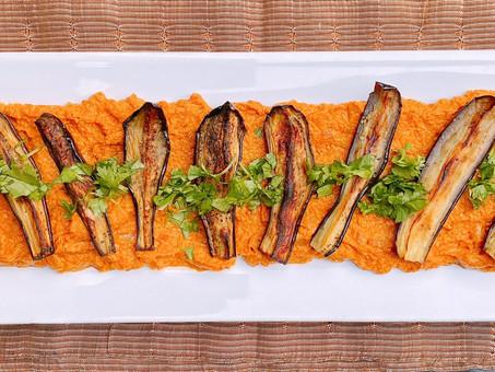 Portuguese-influenced Goan eggplant curry