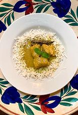 Maldivian tuna curry